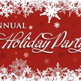 Dec 14 – Holiday Celebration 2017