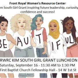 Sept 16 – Kim South Girl Grant 2017 Luncheon