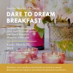 Dare to Dream Breakfast 2018