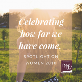 2018 Spotlight on Women – Women Rising