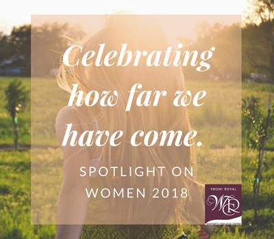2018 Spotlight on Women – Women Rising