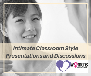 WHF Intimate Classroom Style