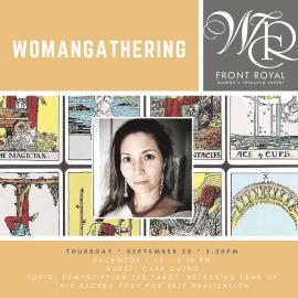 Sep 20 – WomanGathering