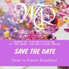 March 28 – SAVE THE DATE