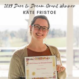 2019 Dare to Dream Grantees