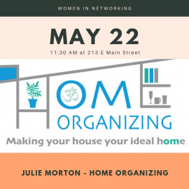 May 22 – Women In Networking