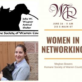 June 26 – Women In Networking