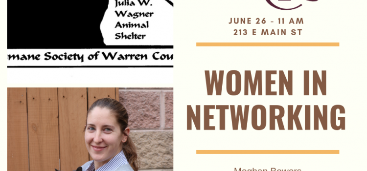 June 26 – Women In Networking