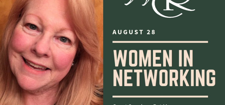 August 28 – Women In Networking