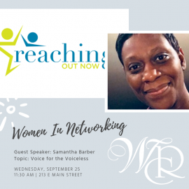 September 25 – Women In Networking (WIN)