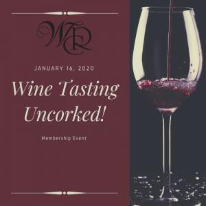 Wine Tasting Uncorked
