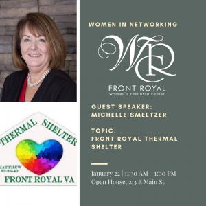 Women In Networking – Jan 22
