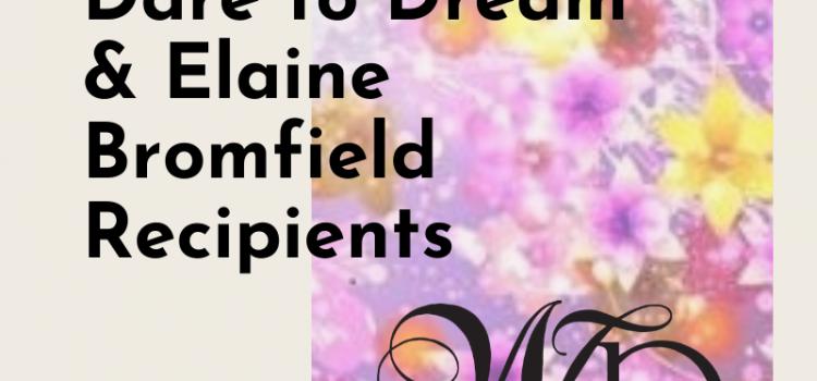 2020 Dare to Dream Grantees