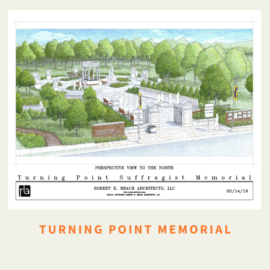 Turning Point Memorial Donor Wall