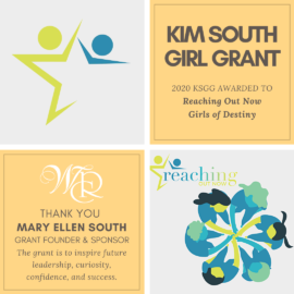 2020 Kim South Girl Grant