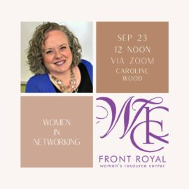 Women In Networking – Sep 23