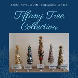Tiffany Trees – Legacy Collection Fundraiser