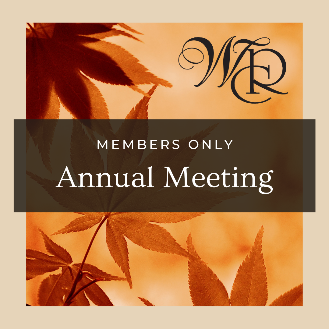Member Only Meeting Invite