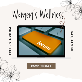 2021 Women's Wellness Forum