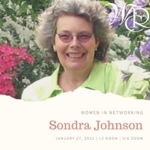 Jan 27 –  Women In Networking