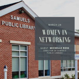 Women In Networking – March 24