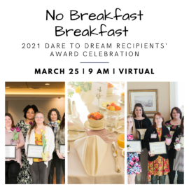 No Breakfast Breakfast – Mar 25 – 9 AM