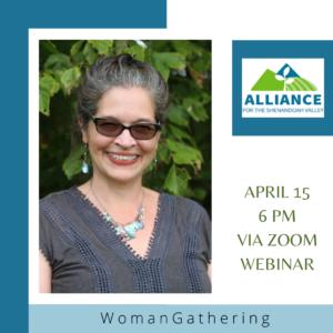 WomanGathering - April 15