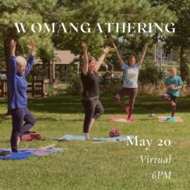 WomanGathering – May 20