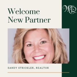 Business Partner – Sandy Strickler