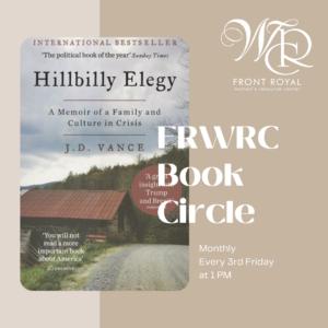 Book Circle – September 17, 2021
