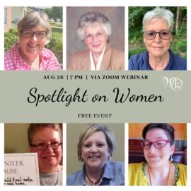 2021 Spotlight on Women