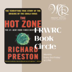 Book Circle – October 15, 2021